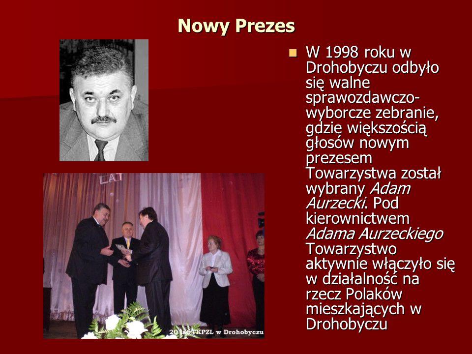 Z inicjatywy Towarzystwa - odremontowano kaplicę Matki Boskiej Częstochowskiej przy dworcu kolejowym.