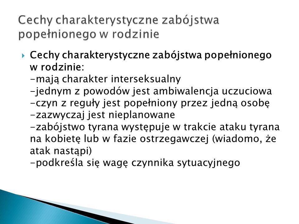  badania w Polsce > jedną z zasadniczych przyczyn uaktywniania się zachowań popędowych, agresywnych o char.
