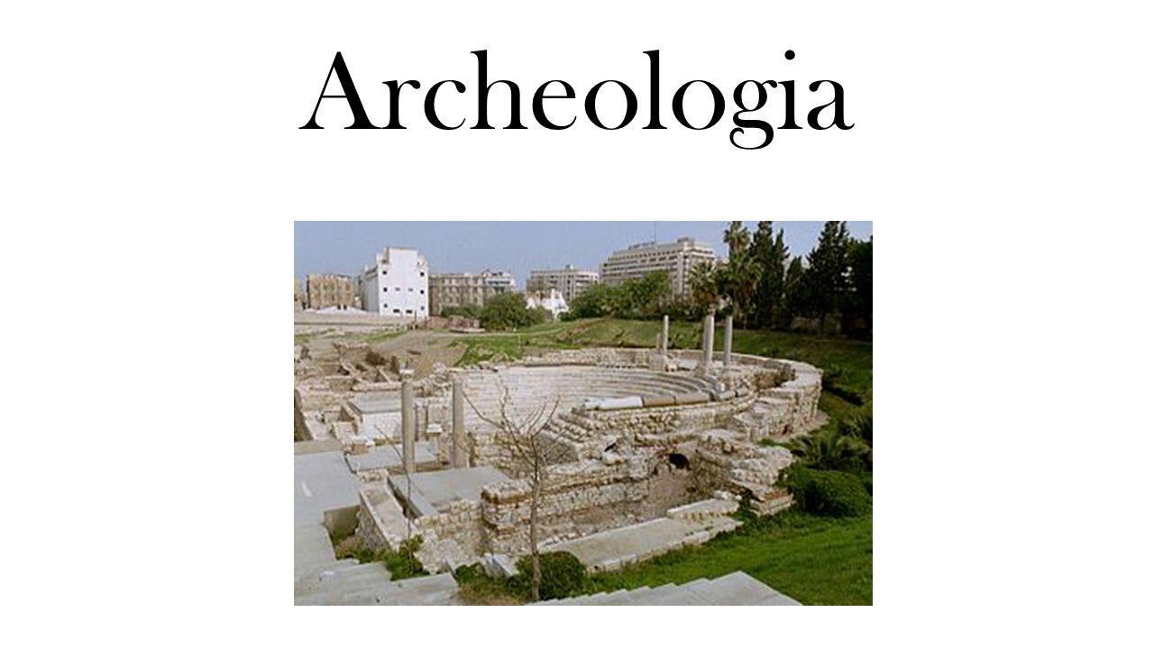 Co oznacza wyraz archeologia .