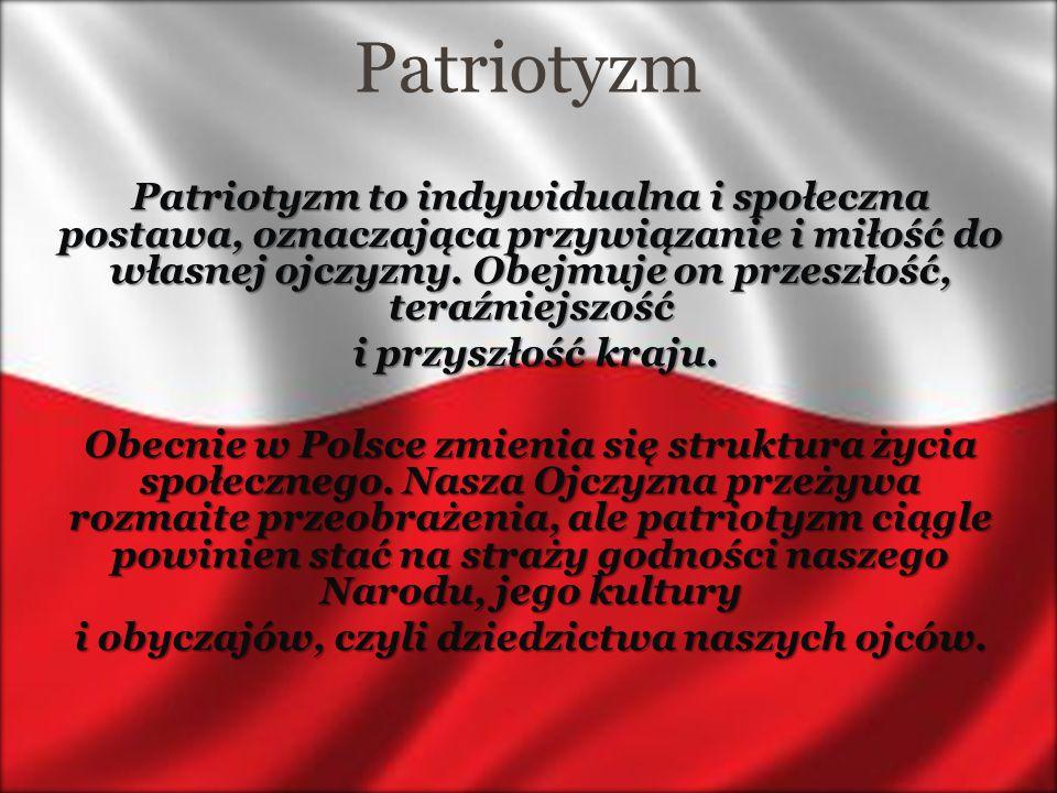 Znaczące daty 11 listopada 1918 - przekazanie przez Radę Regencyjną władzy wojskowej Józefowi Piłsudskiemu.
