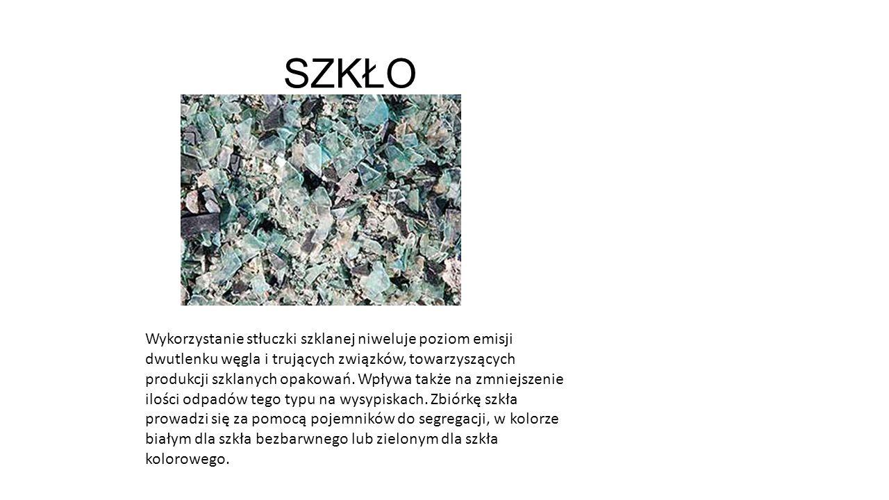 ODPADY ALUMINIOWE W Polsce recykling opakowań aluminiowych stoi na wysokim poziomie.
