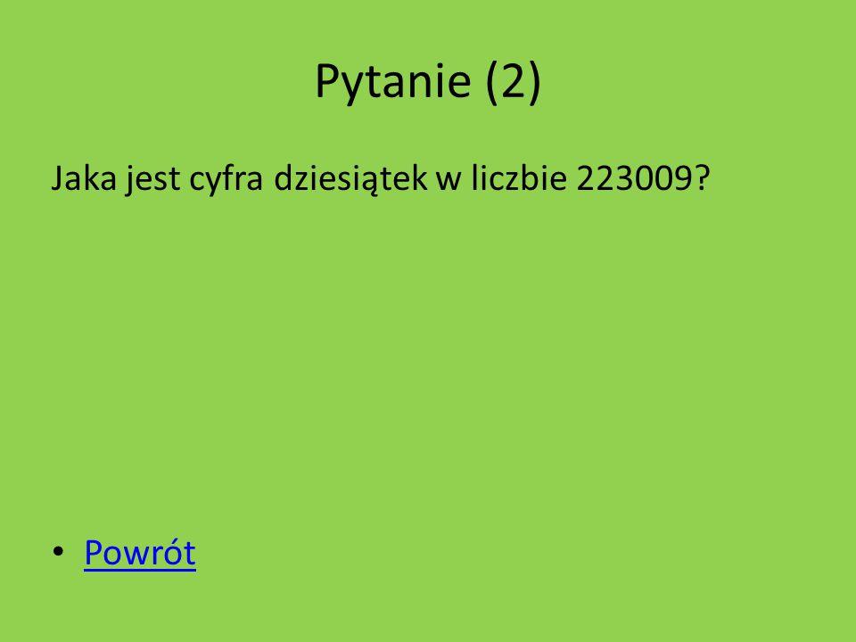 Pytanie (5) Trzy małe sarenki wybrały się na dziewięciokilometrową wędrówkę.