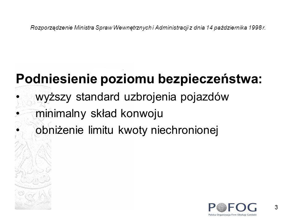 4 Rozporządzenie Ministra Spraw Wewnętrznych i Administracji z dnia 14 października 1998 r.
