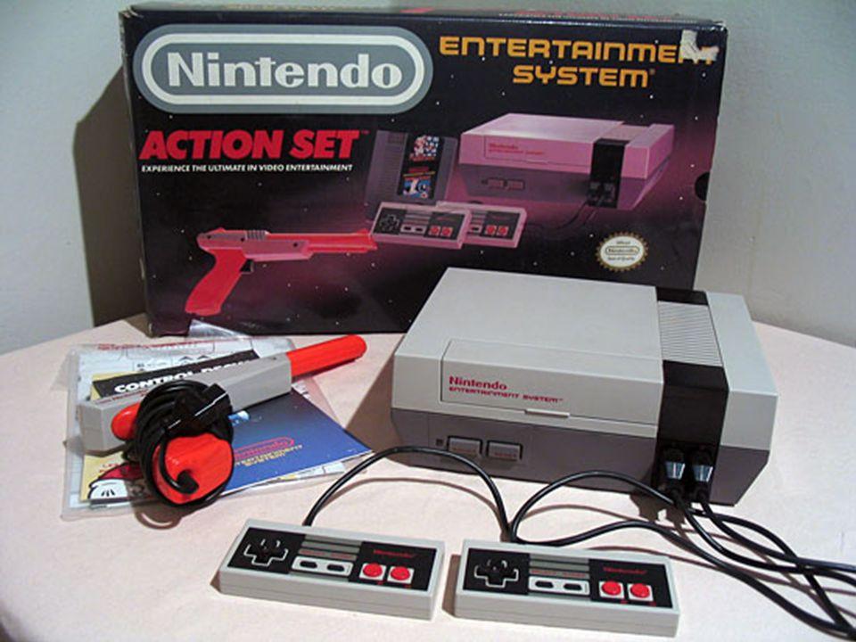 Konsole Domowe SEGA Master SystemSEGA Master System Nie zyskał popularnościNie zyskał popularności Początek wojny Nintendo VS SegaPoczątek wojny Nintendo VS Sega