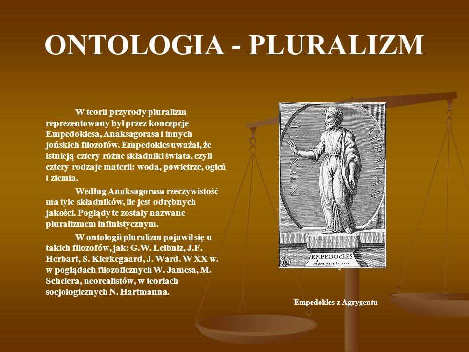 EPISTEMOLOGIA Epistemologia (od greckiego πιστήμη, episteme – wiedza; umiejętność, zrozumienie, λόγος, logos – myśl) - teoria poznania lub gnoseologia – dział filozofii zajmujący się relacjami między poznawaniem, poznaniem a rzeczywistością.