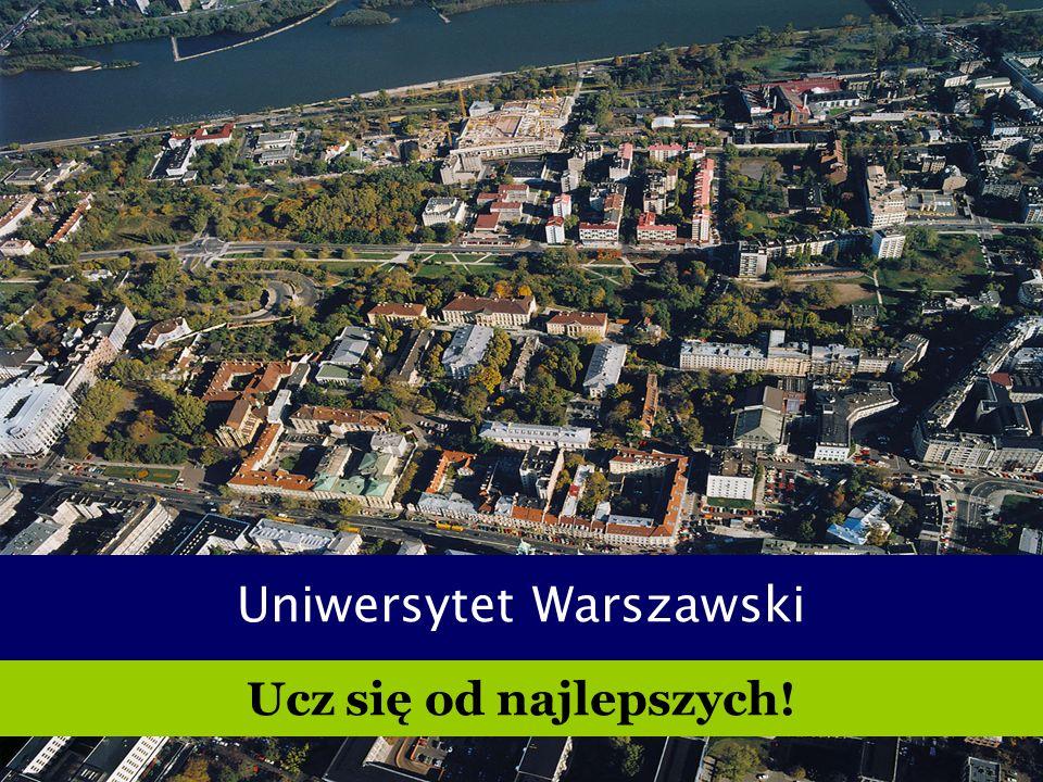Uniwersytet dziś...... czyli nasza oferta