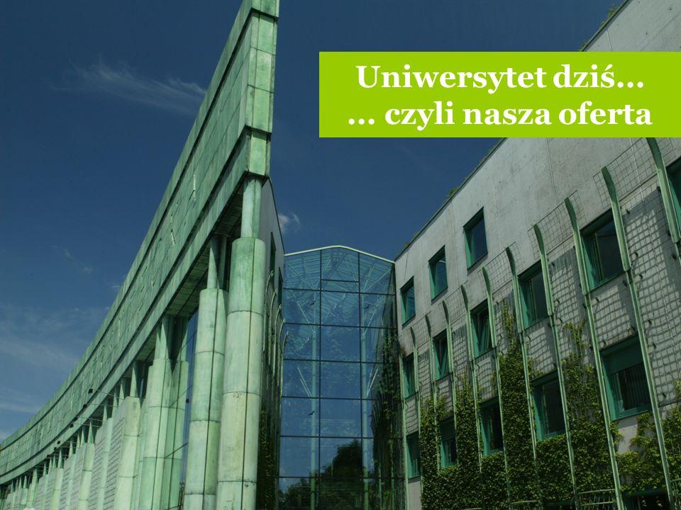 Nasza oferta Dyplom ukończenia studiów uznawany poza granicami Polski Naukę na najwyższym poziomie dzięki najnowszemu zapleczu naukowo-badawczemu