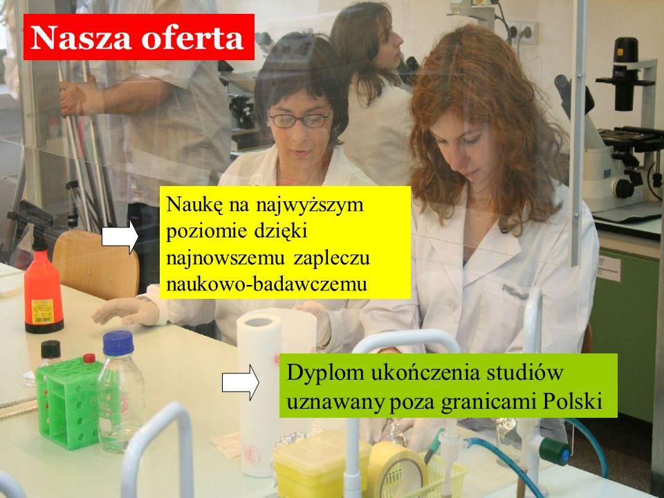 Jesteśmy największą uczelnią w Polsce.