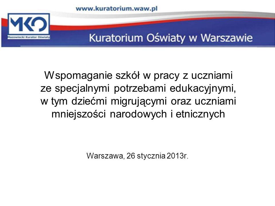Nadzór pedagogiczny polega na: (…) udzielaniu pomocy szkołom, placówkom i nauczycielom w wykonywaniu ich zadań dydaktycznych, wychowawczych i opiekuńczych (art.33.ust.1 pkt 3 ustawy z dnia 7 września 1991 r.