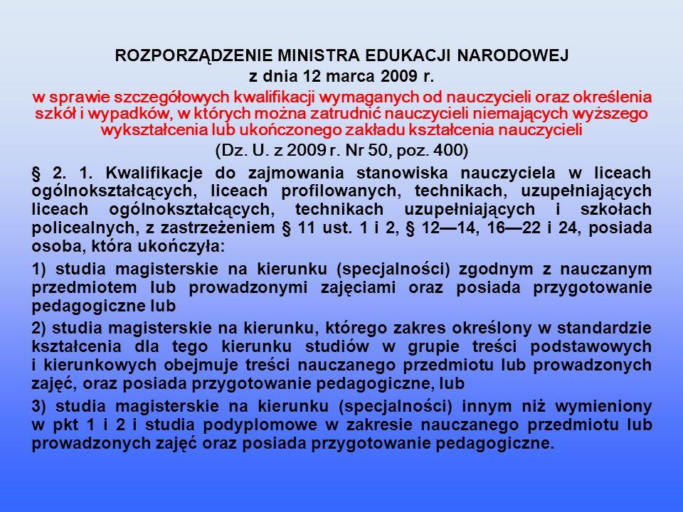 Opracowała: Władysława Tkaczyk, st.