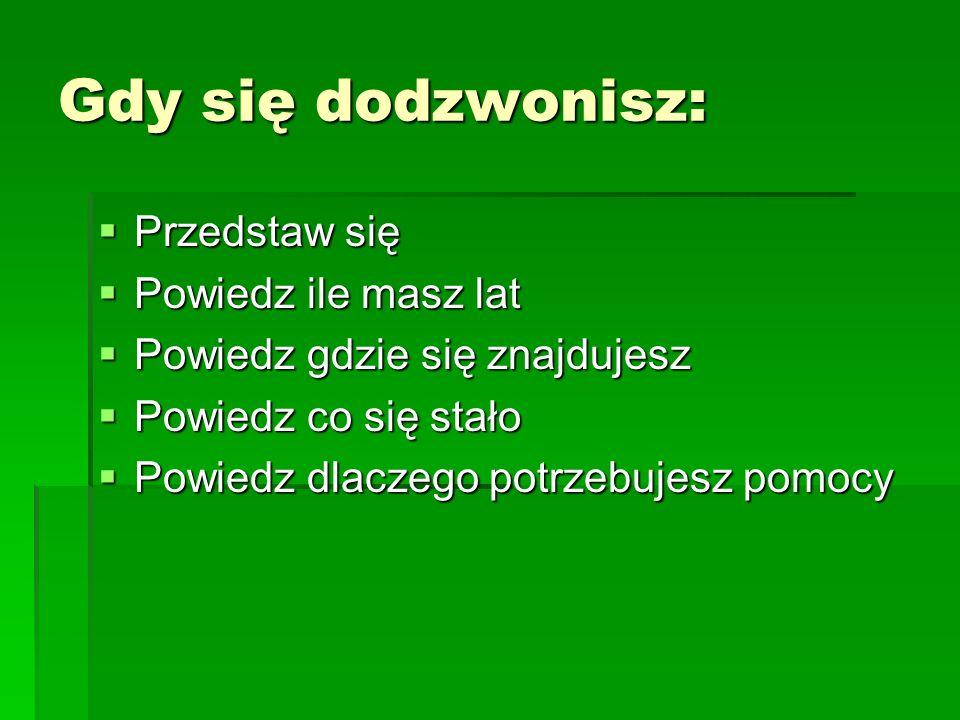 ZAPAMIETAJ NUMERY TELEFONÓW !!.