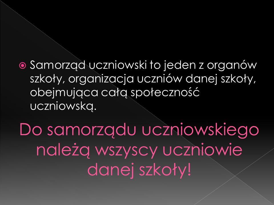 Prekursorami samorządności uczniowskiej w Polsce byli: Janusz Korczak, Władysław Przanowski i Aleksander Kamiński.
