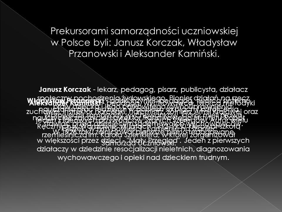 Najważniejszym organem SU jest Rada Samorządu Uczniowskiego wyłaniana w demokratycznych wyborach.