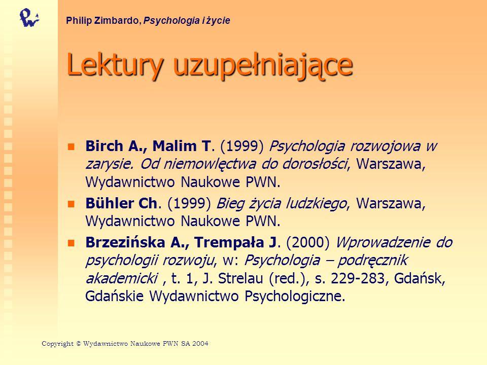 Lektury uzupełniające Harwas-Napierała B., Trempała J.
