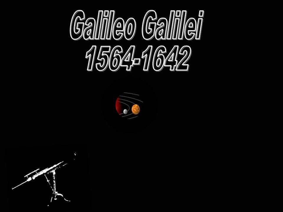 Galileusz, a właściwie Galileo Galilei urodził się 15 lutego 1564 roku w Pizie.