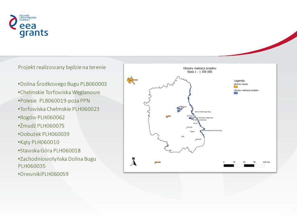 Do głównych zadań przewidzianych w projekcie należą: opracowanie planów zadań ochronnych dla 6 obszarów Natura 2000 czynna ochrona muraw kserotermicznych polegająca na wprowadzeniu wypasu owiec ras rodzimych w trzech obszarach Natura 2000 przywrócenie właściwego stanu ochrony murawy w obszarze Natura 2000 Drewniki wzmocnienie populacji dwu zagrożonych gatunków roślin żmijowca czerwonego i szczodrzeńca zmiennego działania promocyjne