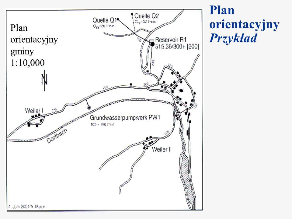 Component 2.2 Water Safety Plan Warsaw, March 2009 Schemat hydrauliczny Przykład