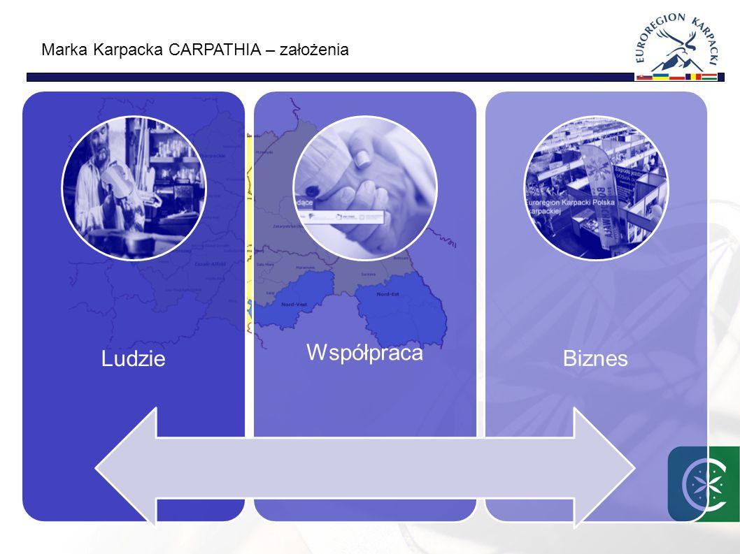 Gospodarczy: Wspólna przestrzeń społeczno – gospodarcza Misyjny: Odmienić siebie – odmienić Europę Marka Karpacka CARPATHIA – cele