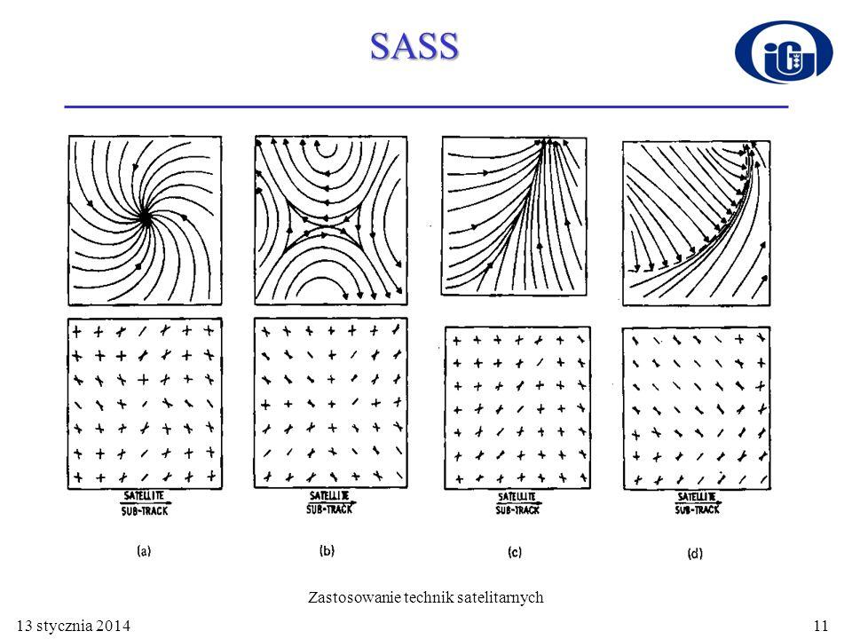 ERS-1 Skaterometr pracujący na satelitach europejskich ERS-1 i ERS-2 różnił się od SASS tym, że posiadał tylko 3 anteny rejestrujące rozpraszanie Bragga tylko po jednej stronie trasy przelotu satelity.