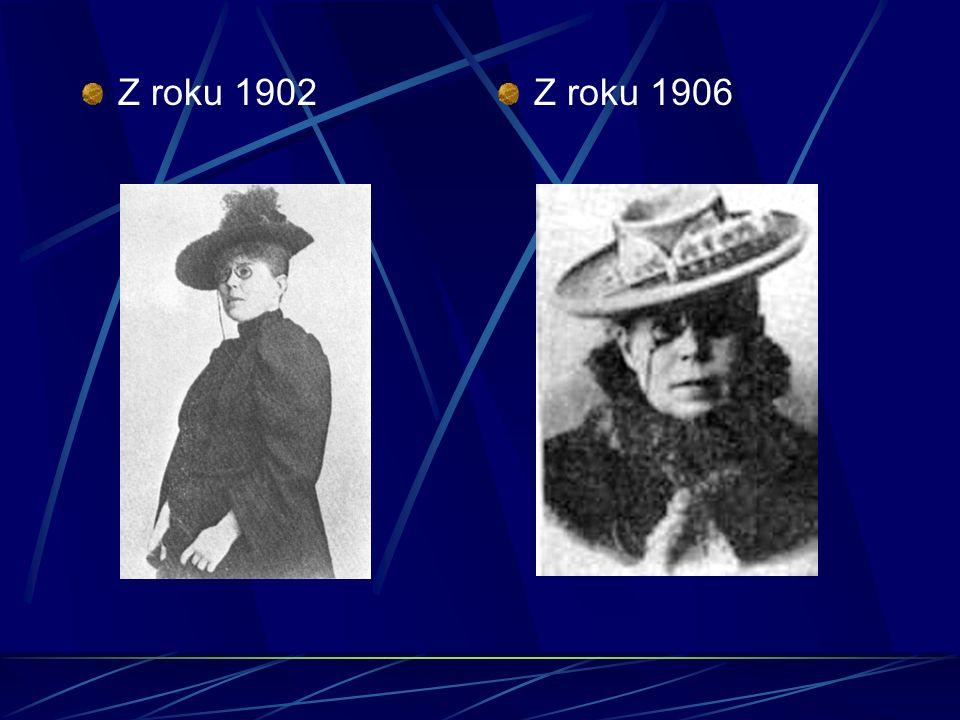 Z roku 1902Z roku 1906