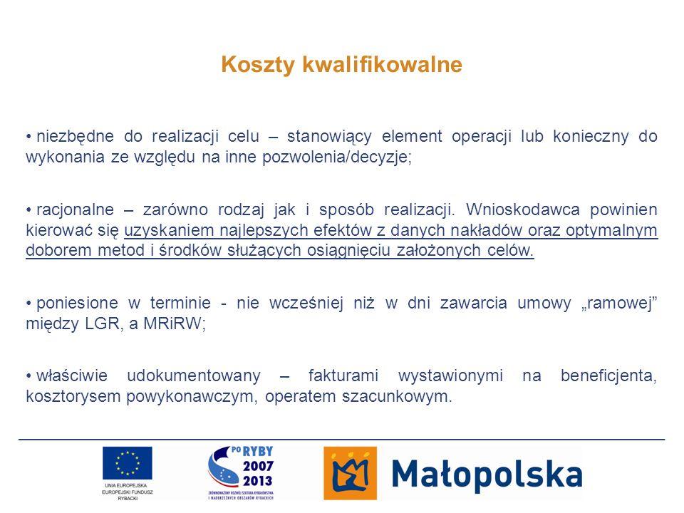 Czym są .Charakter nakładów rzeczowych określa § 18 Rozporządzenia MRiRW z 15 października 2009 r.