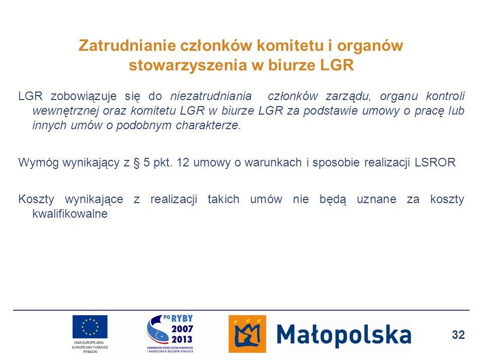 Aktualizacja LSROR MRiRW 1 października 2012 r zwrócił się z prośbą o precyzyjne opisywanie zmian wprowadzanych podczas aktualizacji LSROR/ regulaminu komitetu Lp.
