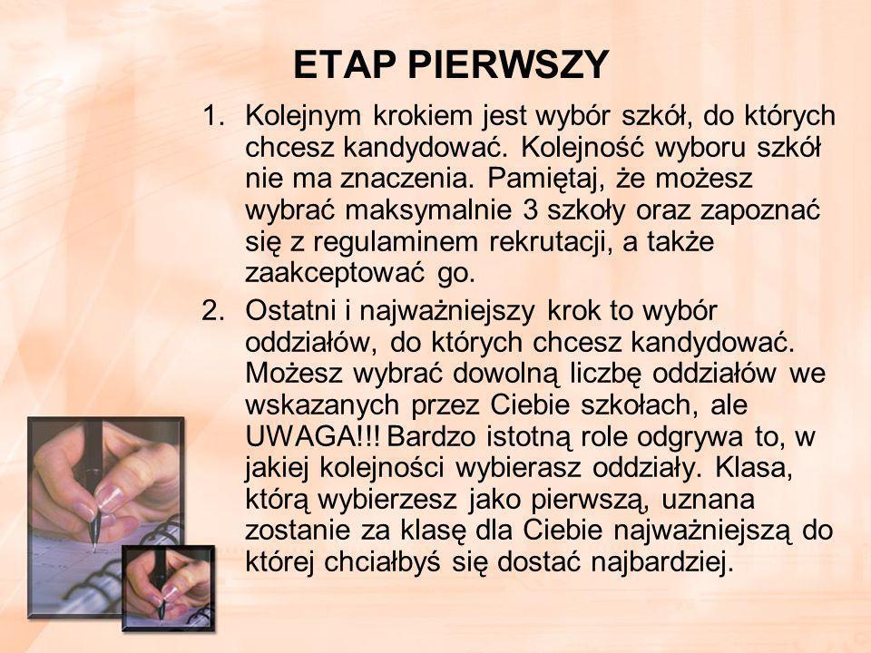 ETAP DRUGI 1.