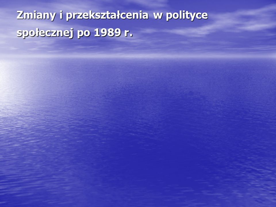 Podsumowanie: 1992-93 1992-93 1994-95 1994-95 1996-98 1996-98 1999 r.