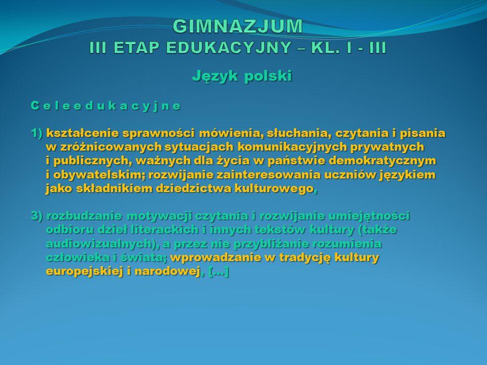 Język polski Z a d a n i a s z k o ł y […] 5.
