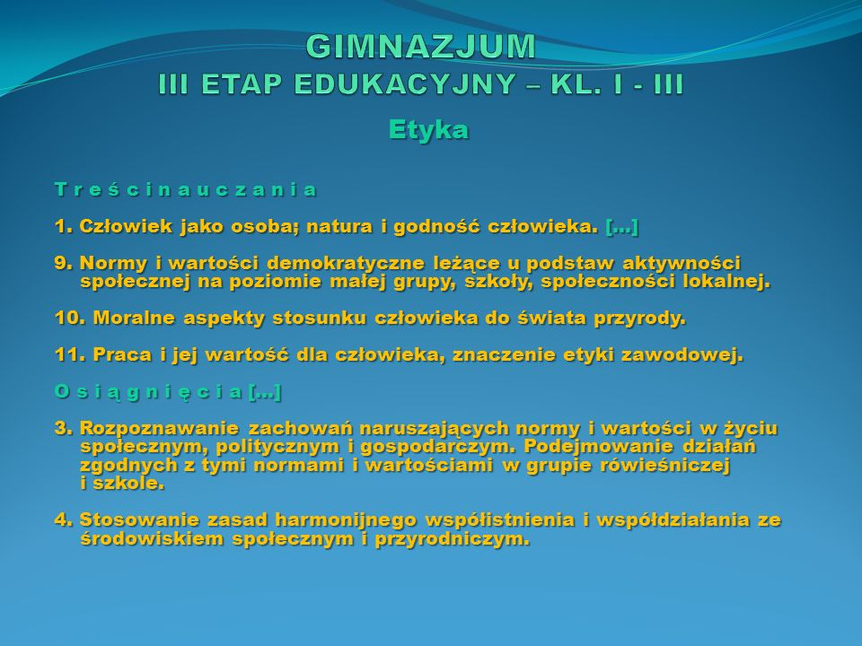 Edukacja czytelnicza i medialna C e l e e d u k a c y j n e 1.