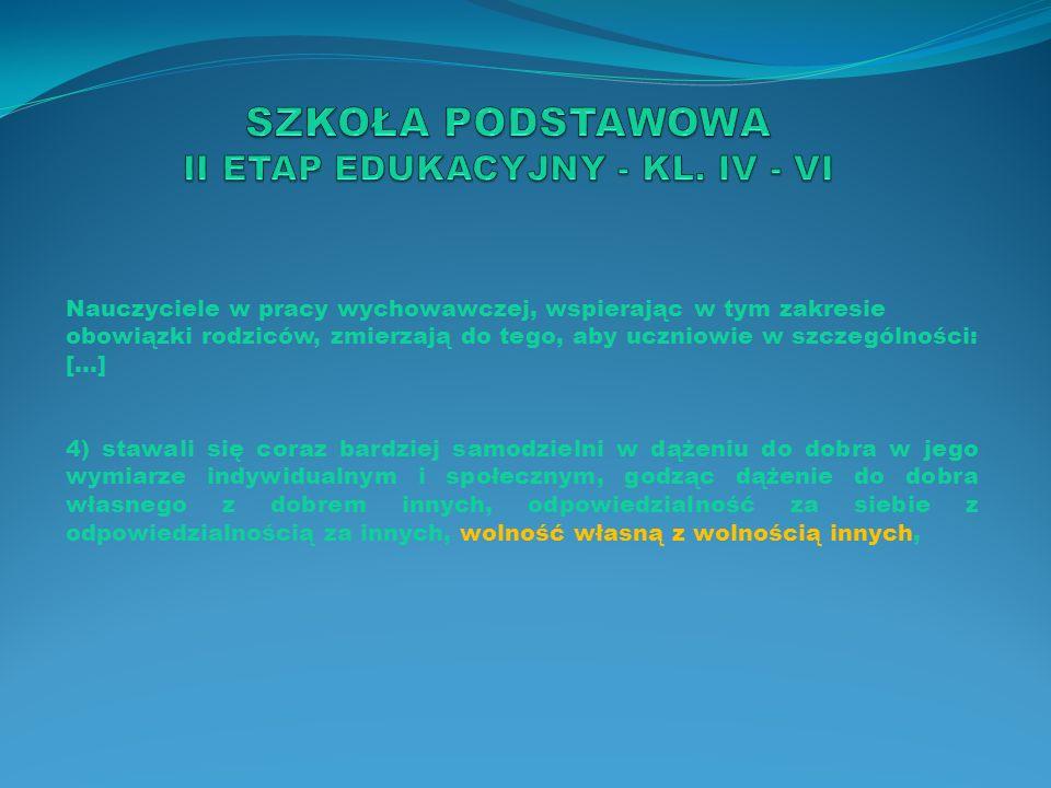 Język polski Cele edukacyjne […] 3) (…) wprowadzanie w tradycję kultury narodowej i europejskiej, 4) uczenie istnienia w kulturze (…) Z a d a n i a s z k o ł y […] 2.