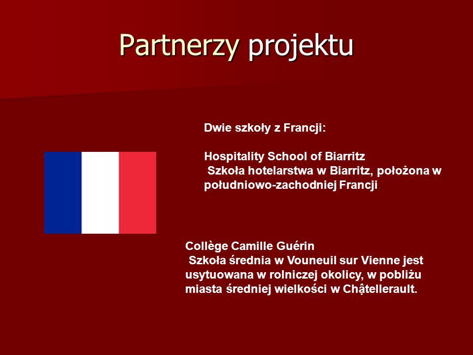 Partnerzy Dwie szkoły włoskie: S.M.S.Casteller, Paese.