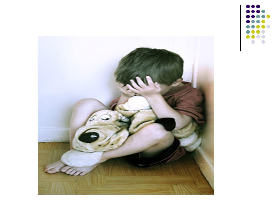 W rodzinach patologicznych dzieci często są bite.