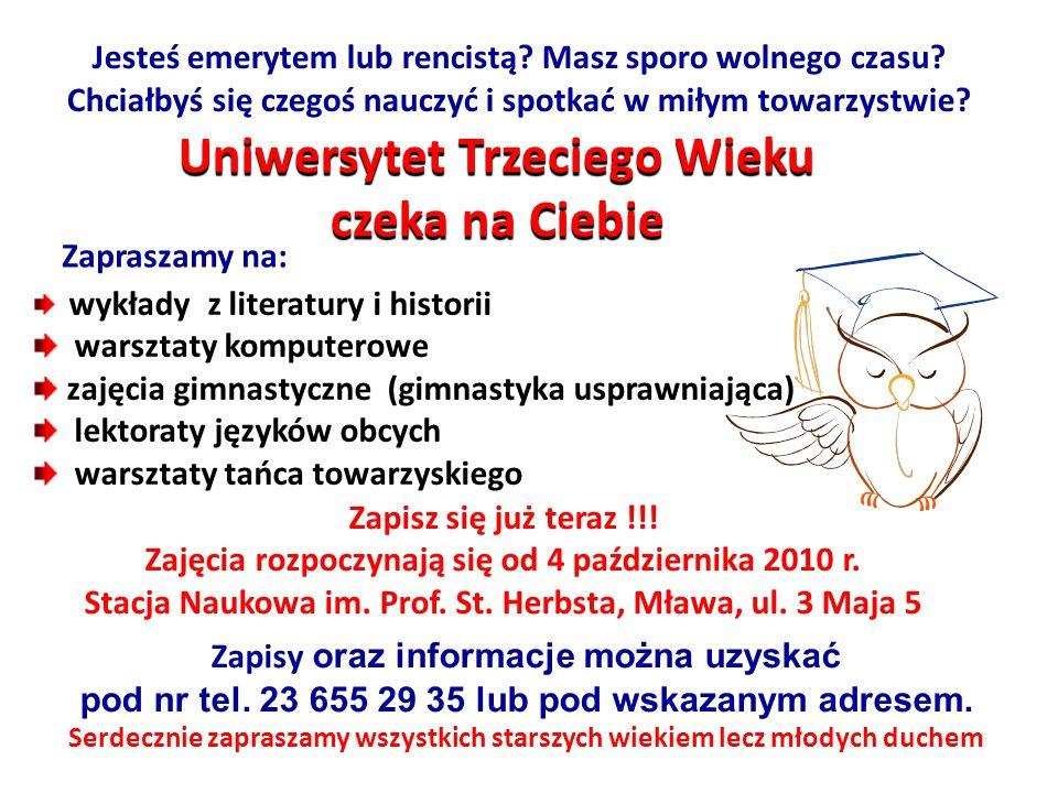 Urząd Miasta w Mławie Dziekan Dekanatu Mławskiego Burmistrz Miasta Mława serdecznie zapraszają na uroczystości 66 ROCZNICY MORDU NA KALKÓWCE, które odbędą się w dniu 16 stycznia 2011 roku (niedziela) Program uroczystości: 12.00 - Msza Św.