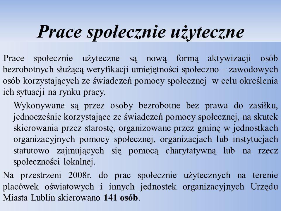 Projekt systemowy MOPR Celem głównym projektu jest zapewnienie klientom Miejskiego Ośrodka Pomocy Rodzinie w Lublinie, którzy są w wieku aktywności zawodowej, nie pracują i korzystają z pomocy społecznej, wsparcia w kierunku reintegracji ze społeczeństwem i rynkiem pracy poprzez równoczesny rozwój form aktywnej integracji i upowszechnianie pracy socjalnej.