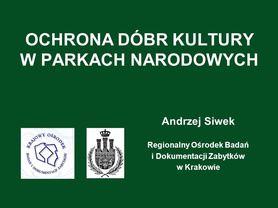 Krajowy Ośrodek Badań i Dokumentacji Zabytków Jest instytucją kultury powołaną przez Ministra Kultury, która pełni funkcję głównego zaplecza merytorycznego oraz koordynatora działań na rzecz ochrony dziedzictwa kulturowego w Polsce.