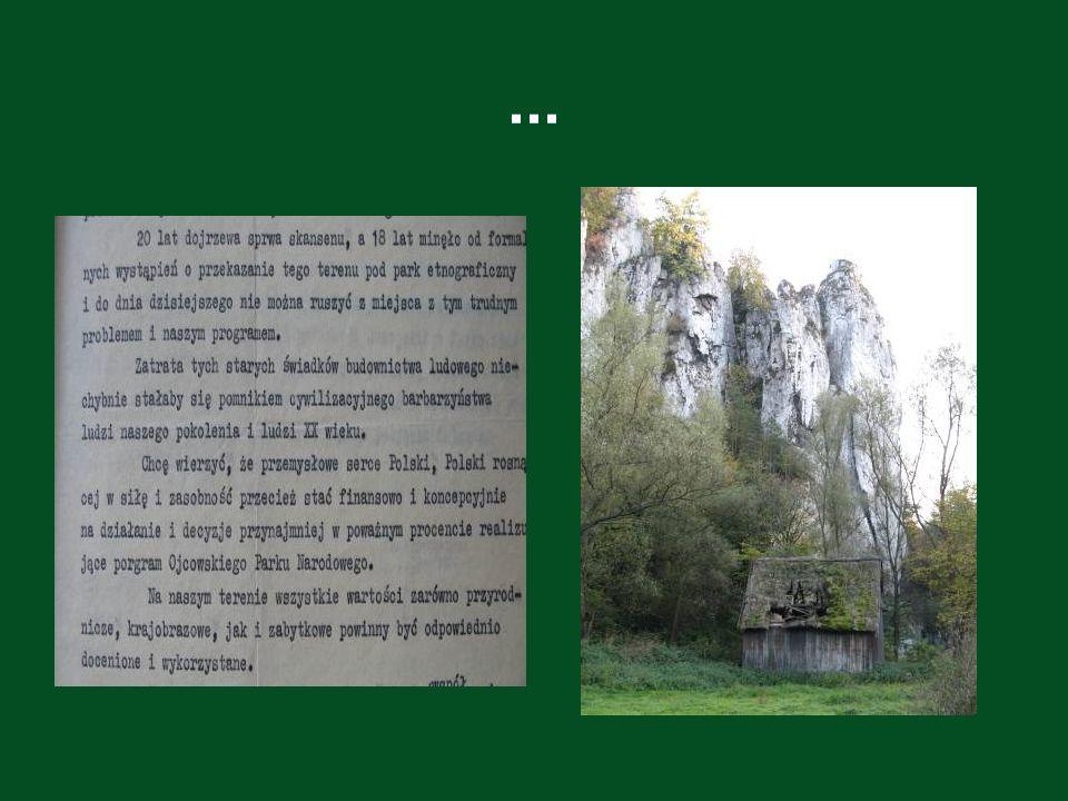 Kultura i natura Najpełniej myśl o potrzebie podjęcia ochrony zintegrowanej wyraził Jan Gwalbert Pawlikowski, pisząc iż:...walka o pierwotny charakter przyrody tatrzańskiej i walka o styl zakopiański stanowią ścisłą analogię.