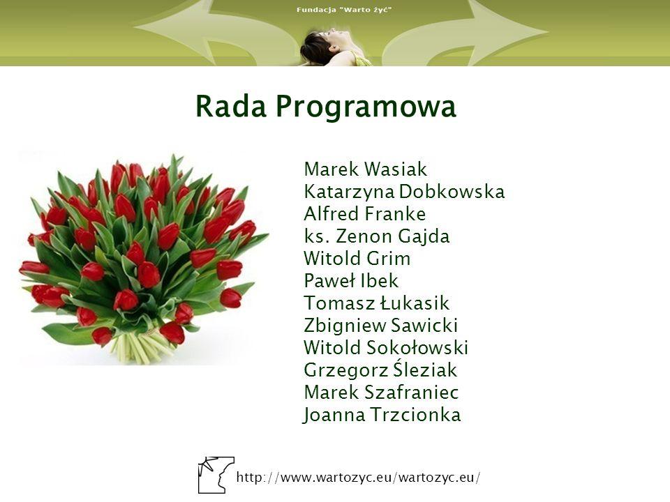 http://www.wartozyc.eu/wartozyc.eu/ Marek Wasiak Przedsiębiorca.