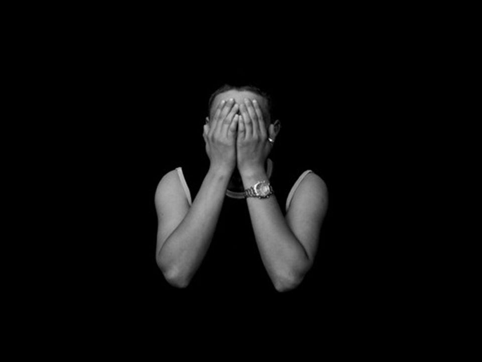 Naprawdę głębokiego smutku nie da się wyrazić nawet łzami.