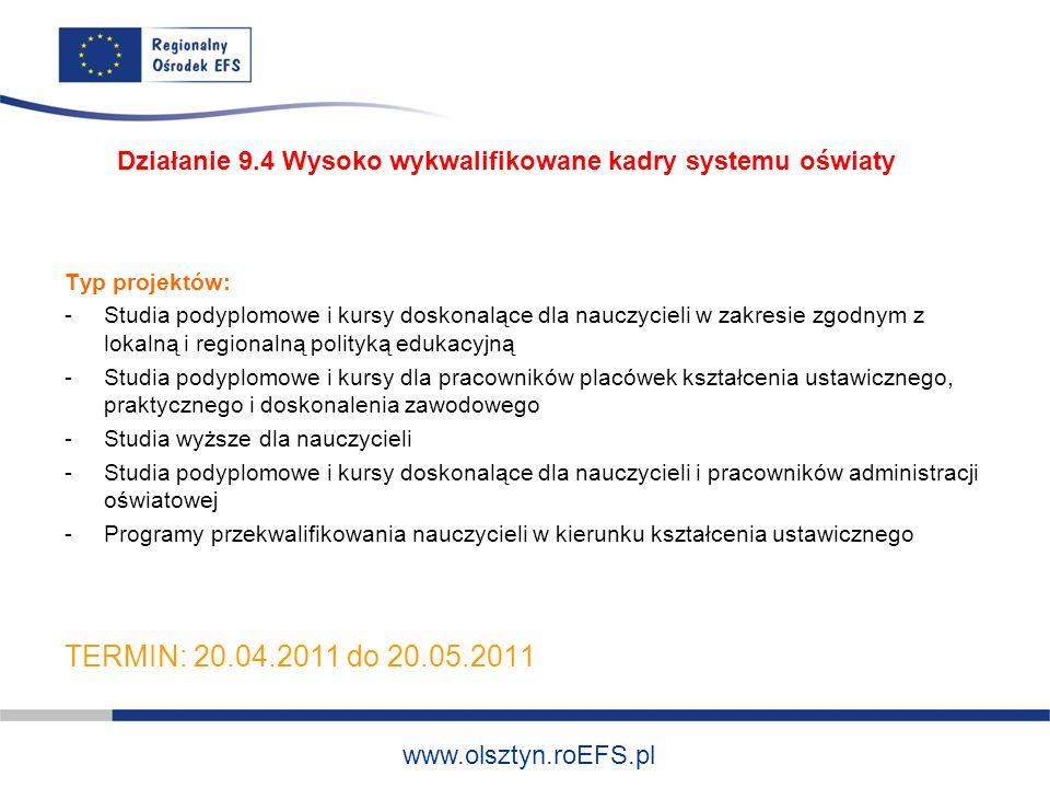 Piotr Pniewski Doradca Regionalnego Ośrodka EFS w Olsztynie p.pniewski@eswip.pl Seminarium współfinansowane ze środków Unii Europejskiej w ramach Europejskiego Funduszu Społecznego