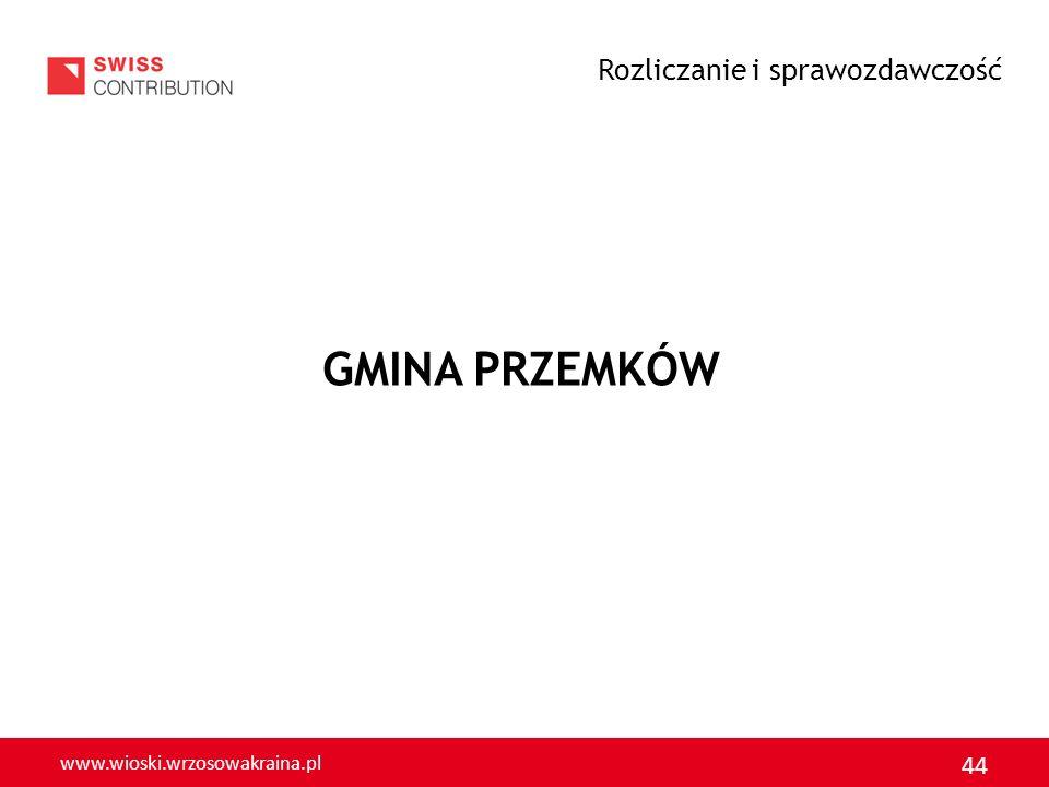 www.wioski.wrzosowakraina.pl 45 Sołectwo - Krępa Przedsięwzięcie - Zakup strojów dla grupy tanecznej Hausy Koszt - 2.000,67 zł Rok wykonania – 2011 Rozliczanie i sprawozdawczość