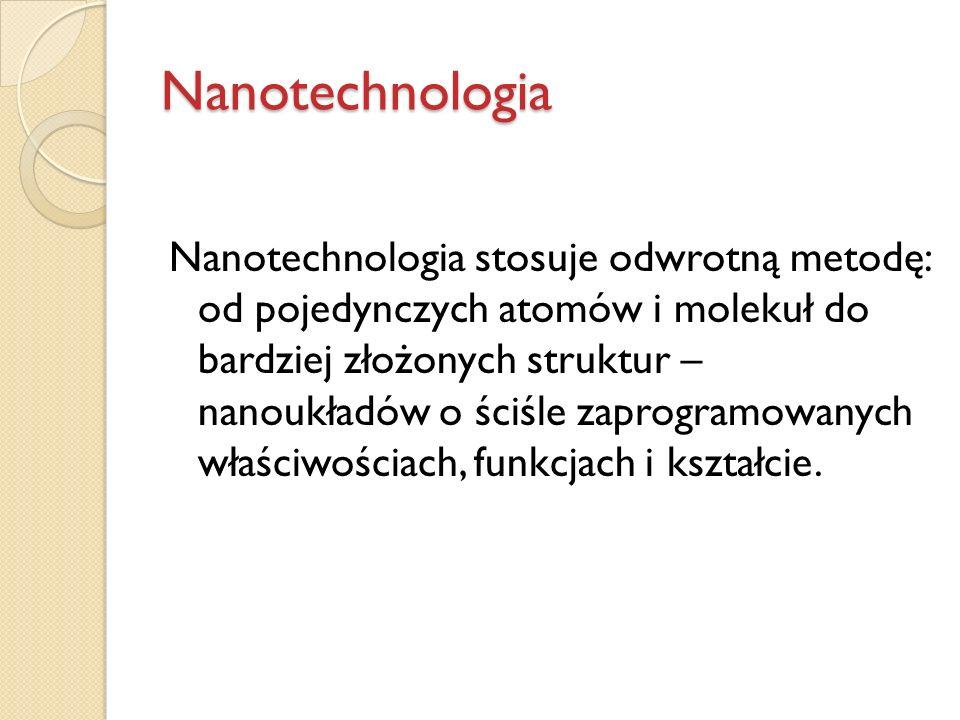 Nanotechnologia