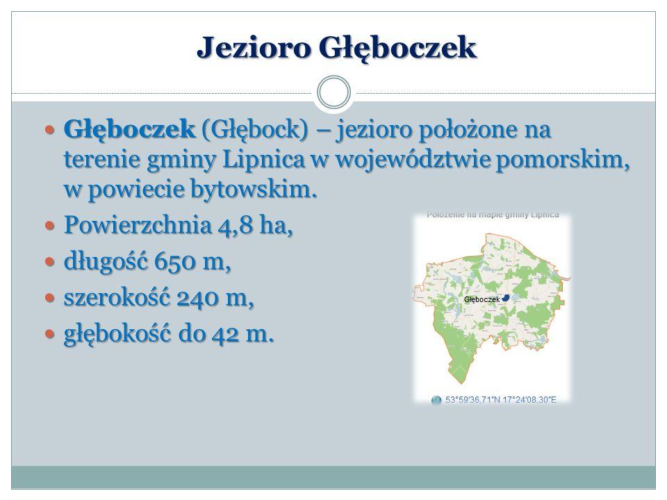 Jezioro Głęboczek k. Bytowa