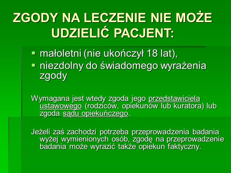 ZGODA ŚWIADOMA (tezy z wyroku Sądu Apelacyjnego w Poznaniu z 29.09.2005r.