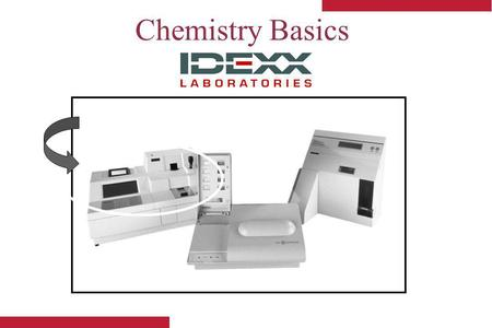 Chemistry Basics. 2 © 2002 IDEXX LABORATORIES, INC. | Proprietary and Confidential | 8-Sep-14.
