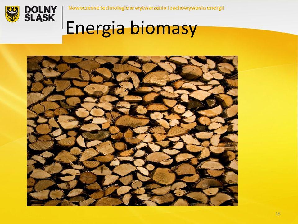 Spalanie biomasy: ZALETY Niskie koszty inwestycyjne w stosunku do uzyskiwanej mocy Dostępność taniego paliwa Utylizacja odpadów organicznych 19 Energia biomasy