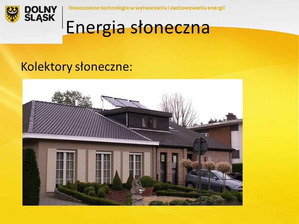 Kolektory słoneczne: ZALETY Prosta, sprawdzona i trwała technologia Relatywnie szybki zwrot inwestycji Łatwość montażu i obsługi Pozyskiwanie prostej energii cieplnej (małe straty) Neutralność wobec człowieka, środowiska i krajobrazu Wzrost niezależności energetycznej budynku 4 Energia słoneczna