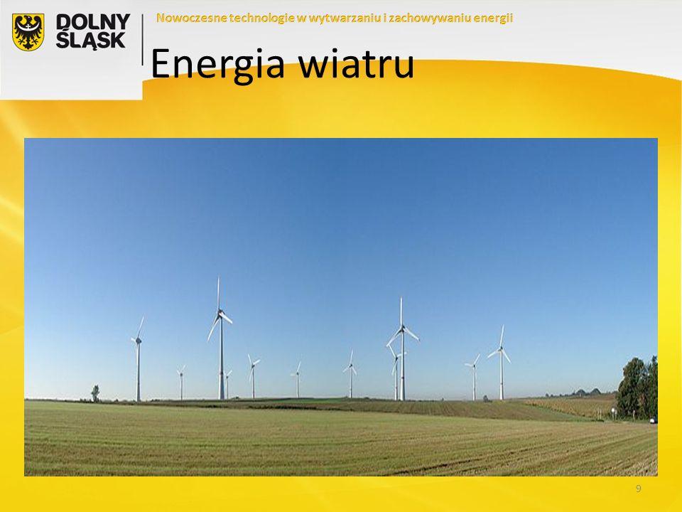 Elektrownie wiatrowe: ZALETY Duża moc jednostkowa wiatraków(2-5 MW) i całych farm Relatywnie tani prąd odnawialny Możliwość sprostania przez Polskę wymogom OŹE Dość dobre warunki wiatrowe dla Polski Możliwość prowadzenia normalnej gospodarki pod wiatrakami (rolnictwo), rybołówstwo 10 Energia wiatru