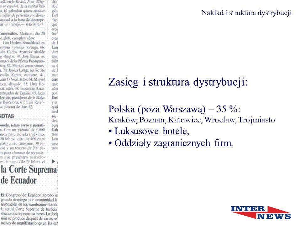 Czytelnicy gazet drukowanych w systemie PRESS ON DEMAND to – w znacznej części - ludzie podejmujący kluczowe decyzje w handlu, przemyśle i polityce, dla których codzienna, bieżąca informacja jest niezbędnym narzędziem pracy.