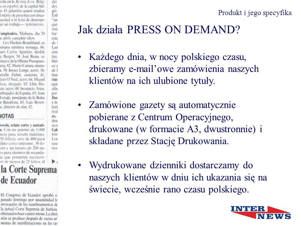 Zakres oferty: W naszej ofercie znajduje się ponad 600 gazet z całego świata.